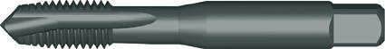 Dormer Machine tap E031 ISO 529 HSSE Vaporised 5/8Inx18