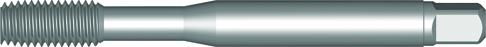 Dormer Machine tap E291 DIN 2174 HSSE Blanc M3.5x0.60mm
