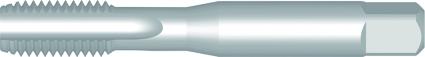 Dormer Taraud machine E500 ISO 529 HSS Blanc M2x0.40mm