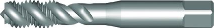 Dormer Machine tap E533 ISO 529 HSS Blanc Vaporised 3/8Inx16