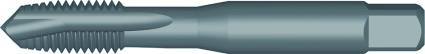 Dormer Machine tap E534 ISO 529 HSS Vaporised 5/16Inx18