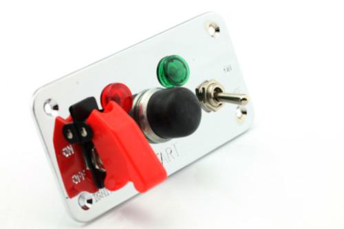 RIPC-1PC-E601 SWITCH PANEL