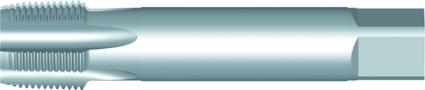 Dormer Taraud machine E714 ASME B94.9 HSSE Blanc 1/8Inx27