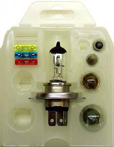 RIPC-1PC-EK24V/H4 SPARE BULB SET 24V