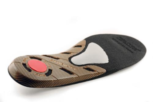 Emma Inlay sole Hydro-Tec Stability Plus 1092 Black/Brown 45
