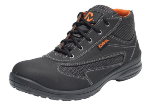 Emma Safety shoes High Amber D 942516 D 40 S1P
