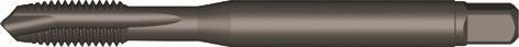 Dormer Machine tap EP11 DIN 374 N/A HSSE Vaporised M18x1.50mm