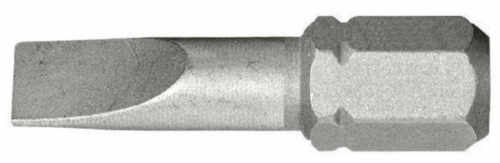 FAC EMBOUT 1/4 FENTE 3,0 LONG 25MM