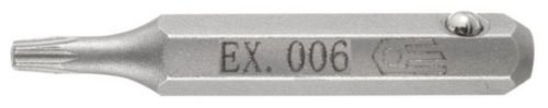 FAC EMBOUT 4MM TORX 8 LONG 28MM
