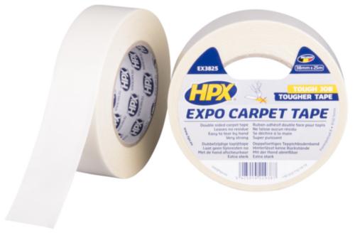 HPX Tapijt tape 38MMX25M