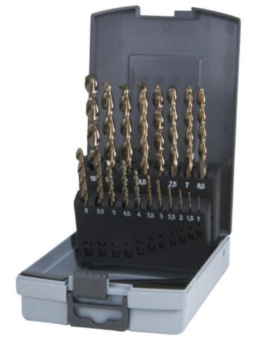 Ruko Jobber drill set N HSS Co 5 1-10 0,5