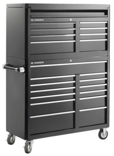 FAC AMERICAN ROLLERCABINET 13 DRAWERS