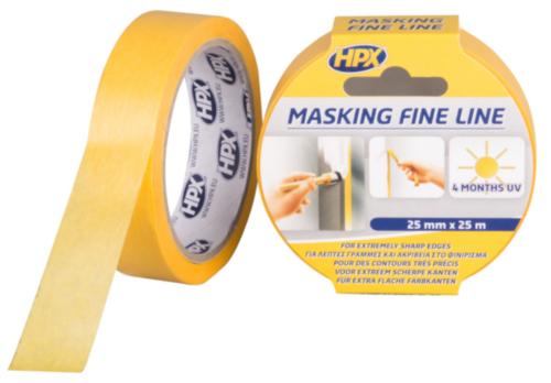 HPX 4400 Masking tape 25MMX25M