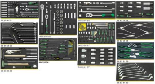 Workshop tool sets