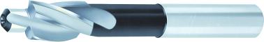 Dormer Avellanador G125 DIN 373 HSS Blanco 15.00mmx9.0mm