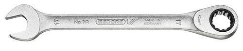 Gedore Combination ratcheting wrench 7 R 9 9MM