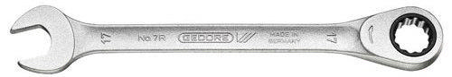 Gedore Combination ratcheting wrench 7 R 24 24MM