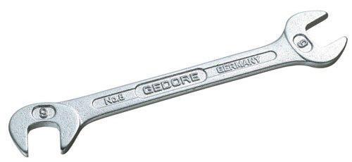 Gedore Obojstranné kľúče 8 4,5 4,5 MM