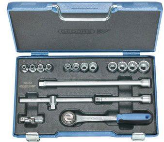 Gedore Steckschlüsseleinsatz-Sets D 30 GMU-3 D30 GMU-3