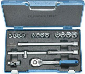 Gedore Steckschlüsseleinsatz-Sets D 30 GMU-10 D30 GMU-10