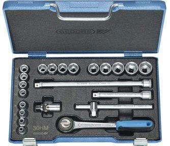 Gedore Steckschlüsseleinsatz-Sets 30 HMU-3 30 HMU-3