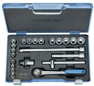 Gedore Steckschlüsseleinsatz-Sets D 30 HMU-3 D30 HMU-3