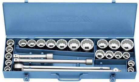 Gedore Steckschlüsseleinsatz-Sets D 32 EMAU-2 D32 EMAU-2