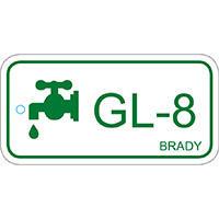 Brady Energy source tag glycol 8 25PC