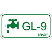 Brady Energy source tag glycol 9 25PC