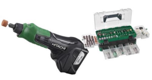 Hitachi Aparafusadora de impacto GP10DL + 753949