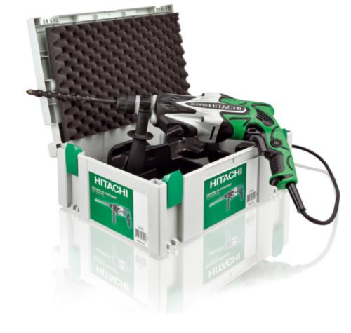 Hikoki (Hitachi) Electrisch gereedschappen deals DH24PB3 IN SYST.