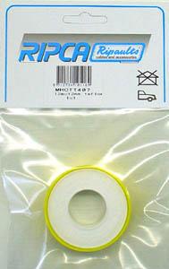 RIPC-10PC-MHCTT407 TFL TAPE 12MMX12M BLK