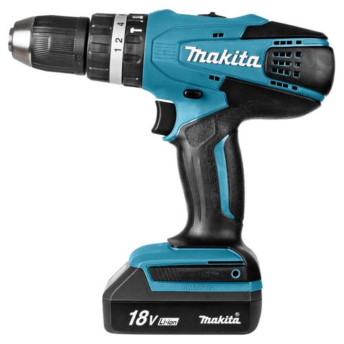 Makita Cordless Impact drill HP457DWE