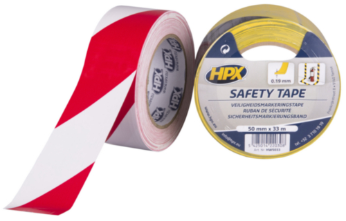 HPX Safety & marking tape 50MMX33M HW5033