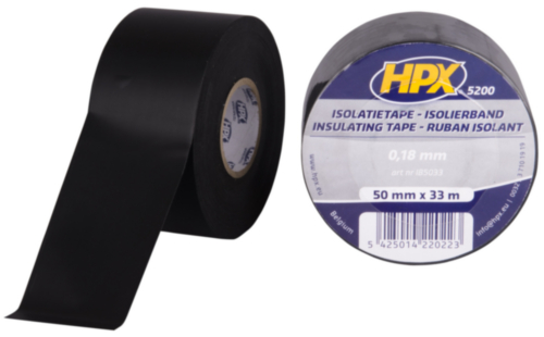 HPX 5200 Izolačná páska 50MMX33M IB5033