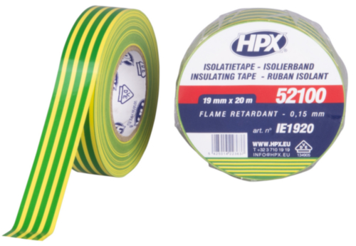 HPX 52100 Izolačná páska 19MMX20M IE1920