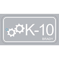 Brady Energy source tag kinetic 10 25PC