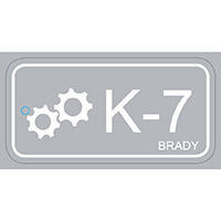 Brady Energy source tag kinetic 7 25PC