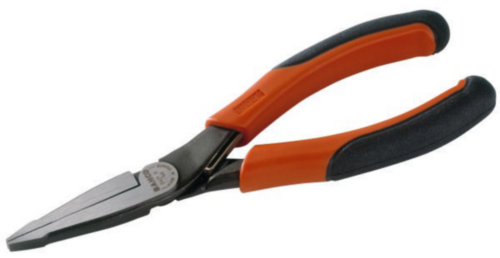 BAHC FLAT NOSE PLIERS 2421G  2421G-140IP