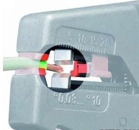 KNIP ALICATE ISOL     124901-205MM BLADE