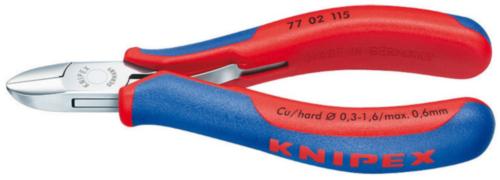 KNIP ELECTR DIAG CUT NIP      7702-115MM