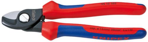 Knipex Tesoura para cabos 9512165 9512-165MM
