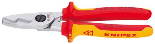 Knipex Nožnice na káble 9516200 9516-200MM