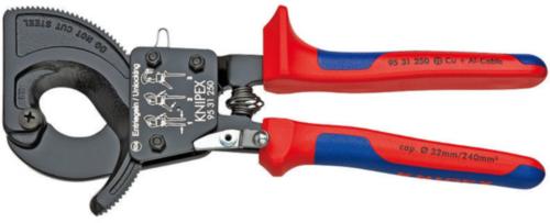 Knipex Nožnice na káble 9531250 9531-250MM