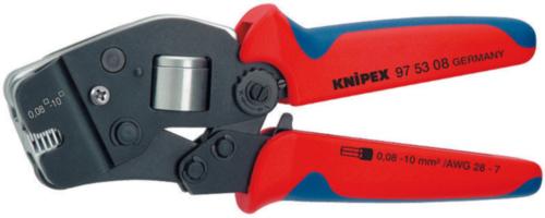 Knipex Krimpovací kleště 975308SB 9753-08-190 SB