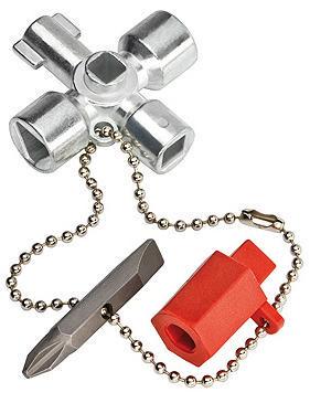 Knipex  Clés pour armoires et systèmes de fermeture  001103