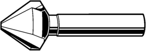 Fabory Süllyesztő fúrók DIN 335 C