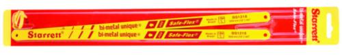 Starrett Hacksaw blade 300X13X0.65MM