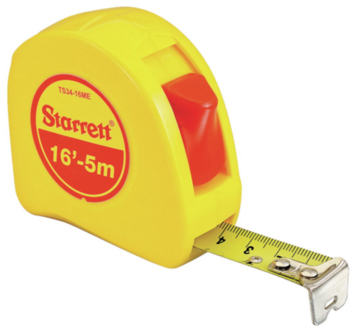 STAR MEASURING TAPE KTS34-16ME-N 5M