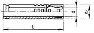 Rozsdamentes acél A4 M8X50
